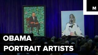 Artists Behind the Striking Obama Portraits