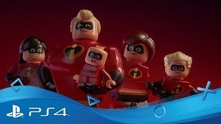 Lego les indestructibles :  bande-annonce