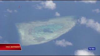 Truyền hình VOA 15/8/18: TQ dọa tàu và máy bay nước ngoài 'hàng ngày' ở Biển Đông