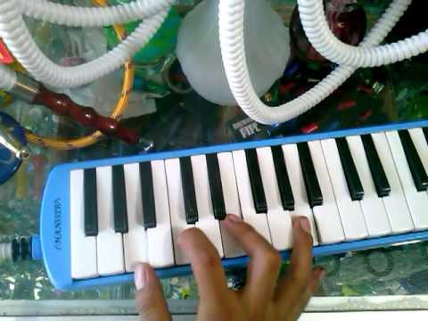 Tutorial melodica reggae 2