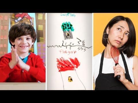 Can These Chefs Create A Kid's Superhero Dessert?