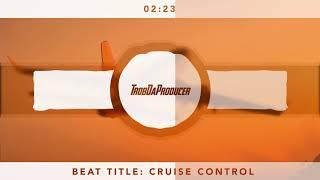 "Currensy Type Beat x Wiz Khalifa x Chill Hop Beat ""Cruise Control"" [Prod. by TRobDaProducer]"