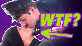 SMOSH KISSES EACH OTHER (BTS)