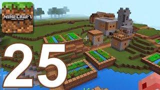 Minecraft: Pocket Edition - Gameplay Walkthrough Part 25 - Survival (iOS, Android)