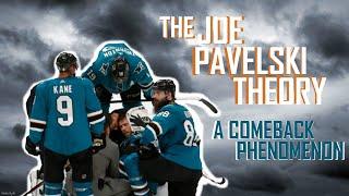 The Joe Pavelski Theory   An NHL Comeback Phenomenon