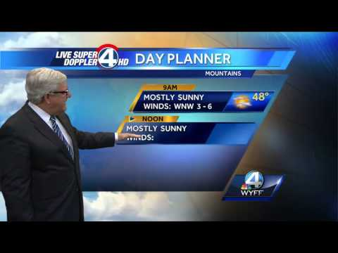 Dale Gilbert's Wake-up Forecast For Monday, April 21, 2014 - Smashpipe News