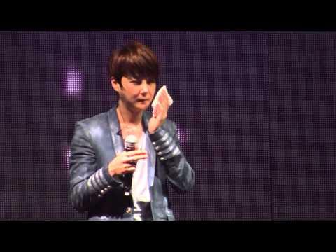 20120707 Shinhwa Beijing Once in a Lifetime+I Pray 4 U (Hyesung focus)