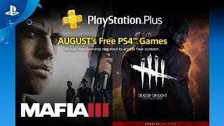Free PlayStation Plus games for August include Mafia III