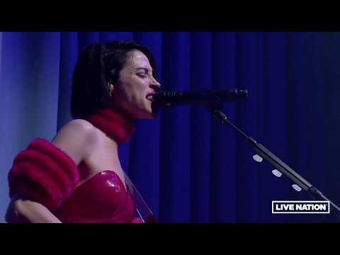 St. Vincent // Fear the Future Tour // Full Show (1/2)