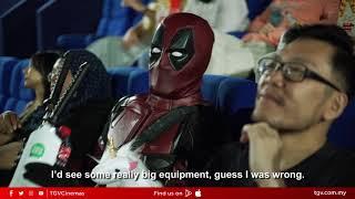 TGV Cinemas X Deadpool 2