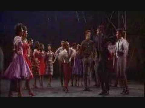 West Side Story - America - Bernstein