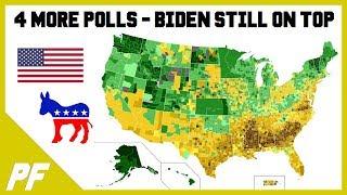 4 More Democratic Primary Polls! May 2019 - Democratic Presidential Candidates 2020