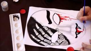 Thiết kế mặt nạ Halloween - ChipChipShop Quà tặng online re 24h