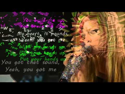 Avril Lavigne - Tik Tok (Ke$ha Cover) Lyrics