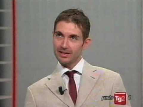 GiocoNews al Tg2 con il Dir. Alessio Crisantemi