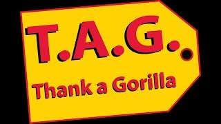 'Thank A Gorilla (T.A.G.) - Pittsburg State University