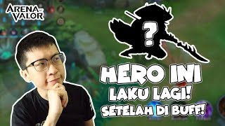 HERO INI JADI LAKU LAGI SETELAH DIBUFF! - Arena of Valor Indonesia