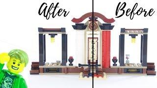 How to Build A Better 75971(Hanzo vs. Genji) HTBAB #3