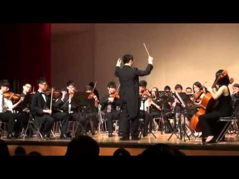 松山高中校歌  管弦樂版