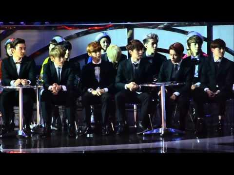 2NE1 & EXO [2NEXO] MOMENTS - MAMA 2013