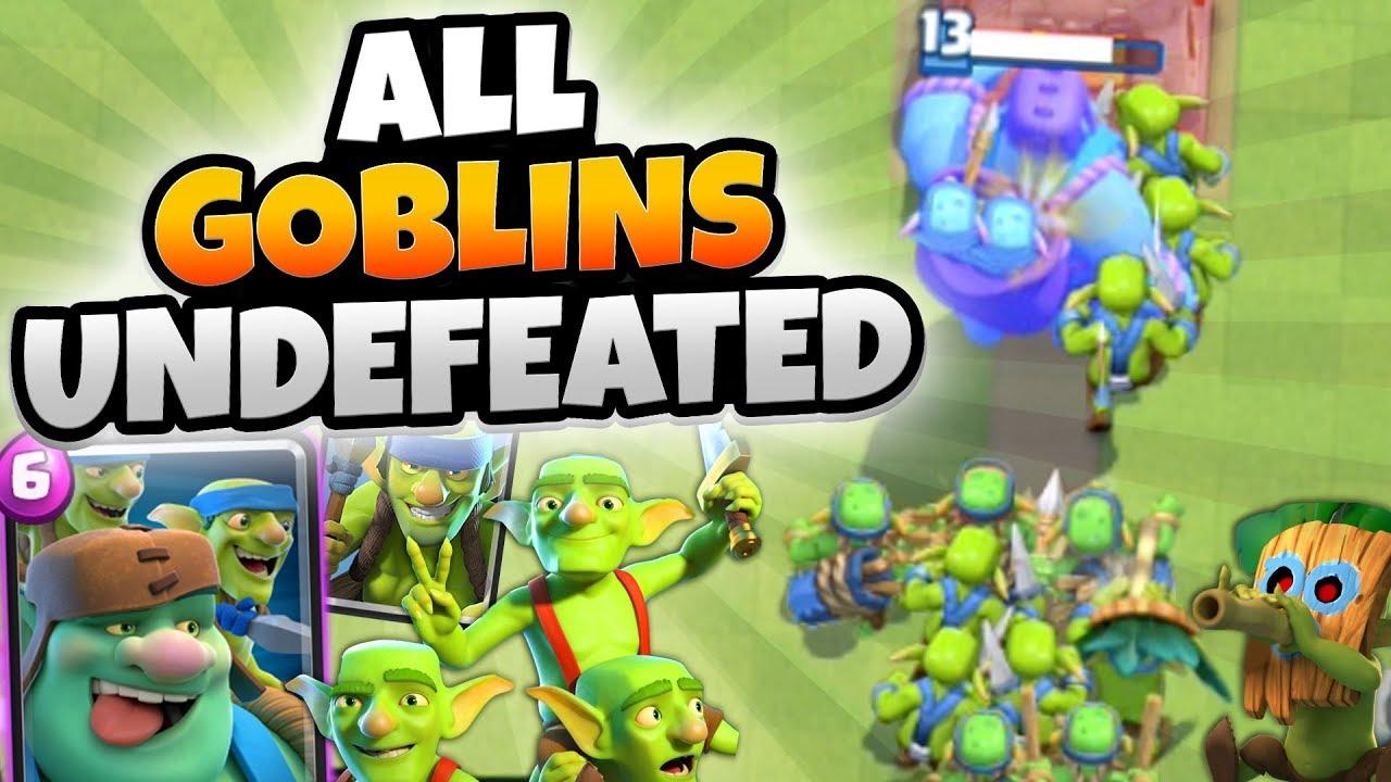 All Goblins Deck V Video Novostink