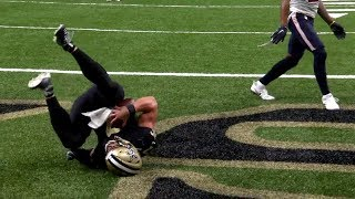 Taysom Hill Catches TD Pass From Drew Brees | NFL Highlights
