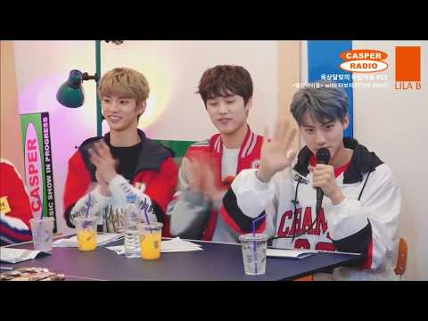 [ENG SUB] The Boyz on Rooftop Radio: Introductions + Why Sunwoo Sleeps in the Living Room