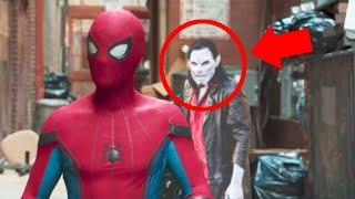 Why Morbius Was Hidden In Spider-Man: Homecoming