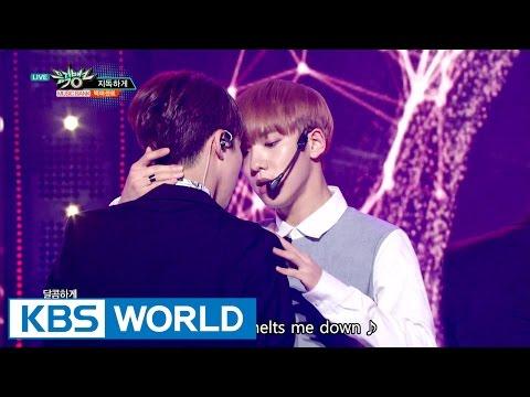 100% - Better Day | 백퍼센트 - 지독하게 [Music Bank / 2016.10.28]