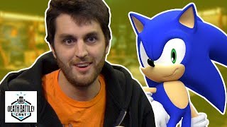 Archie Sonic is Broken AF | DEATH BATTLE Cast