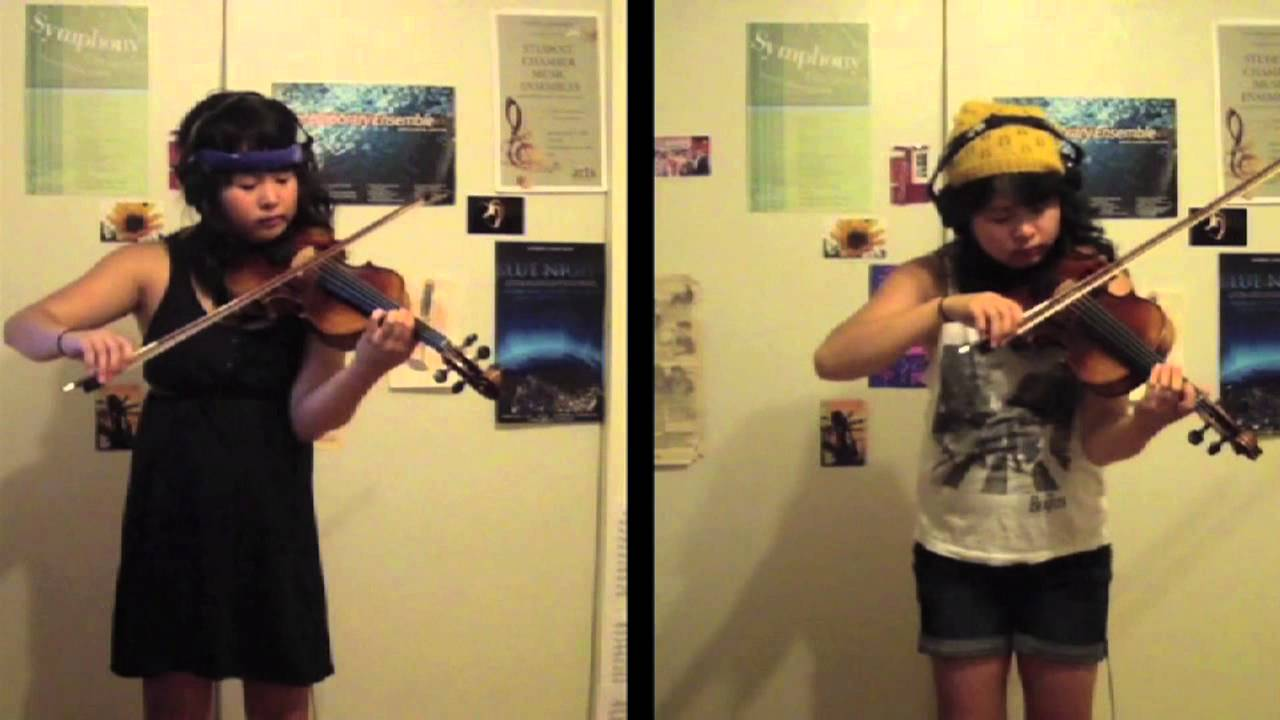 Britney Spears - Toxic (Violin Duet) by Grace Youn - YouTube