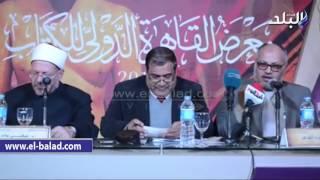صدى البلد | رئيس جامعة الأزهر يوضح سبب اتباع الأزهر للمذهب ...