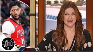 Anthony Davis getting traded from Pelicans would change NBA's landscape - Rachel Nichols | The Jump