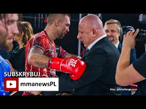 """Kamil Jenel po wygranym rewanżu z Rutą: """"W wywiadach był wielki, ale siły mu to nie dodało."""""""