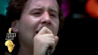 Simple Minds - Don't You (Forget About Me) (Live Aid 1985)