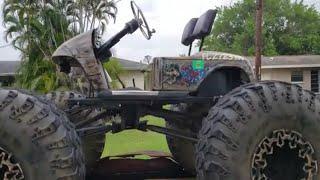 Florida boy golf cart 4 wheeler