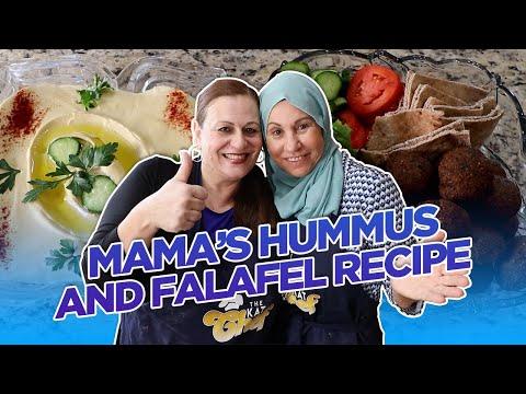 Mamas Hummus And Falafel Recipe!