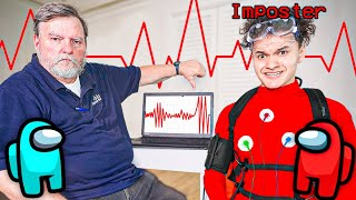 Among Us In Real Life, But There's a Lie Detector! (Impostor IQ 999)