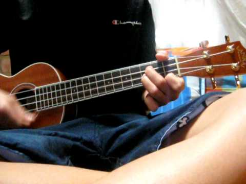 muerte en hawaii ukulele cover