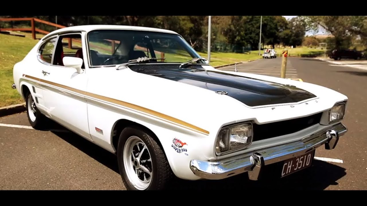 Ford Capri - Shannons Club TV -  Episode 6