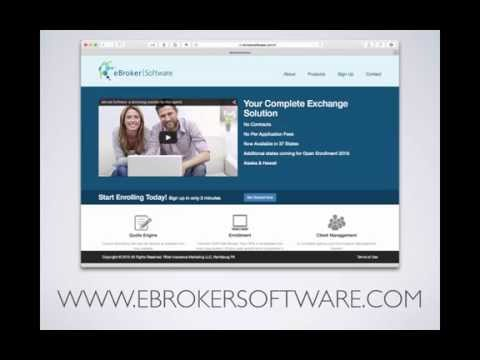 eBroker Software Integration with AgentMethods insurance websites