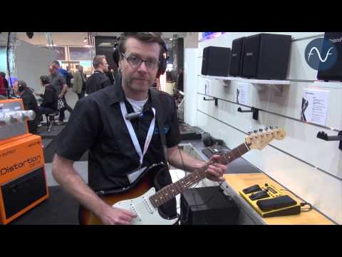 [Musikmesse] Boss GP-10 (english)