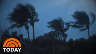 Isaias Heads Toward Carolinas, Raising Concerns About Flooding   TODAY