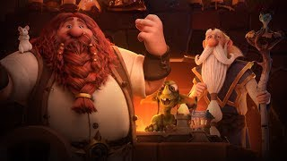 """Hearthstone - Animated Short: """"Hearth and Home"""""""
