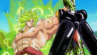 Broly Goes Berserk at the Cell Games Hidden Time Warp Story - Dragon Ball Xenoverse 2 DLC 6