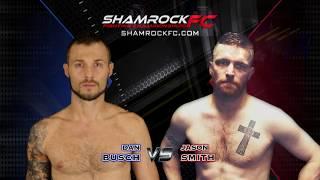 Shamrock FC 290 Dan Busch vs Jason Smith