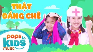 Mầm Chồi Lá - Thật Đáng Chê | Nhạc thiếu nhi hay cho bé | Vietnamese Kids Song