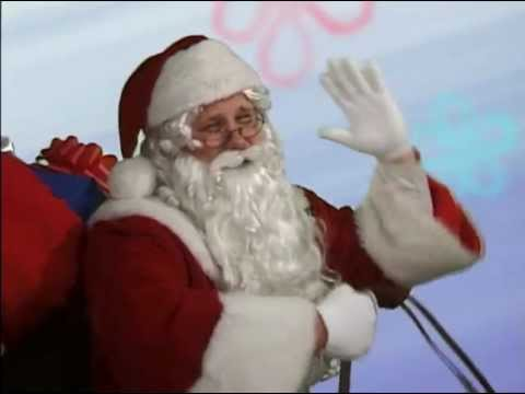 Spongebob Santa Claus