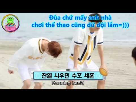 EXO ĐỘI QUẦN LY KỲ TRUYỆN TẬP 5