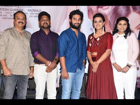 Jodi Movie Press Meet | Aadi | Shraddha Srinath | iQlikmovies